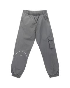 A-COLD-WALL* PIPING POCKET NYLON TROUSERS / GREY