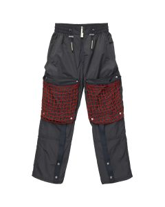 A-COLD-WALL* MESH POCKET TROUSER / C437 : SLATE