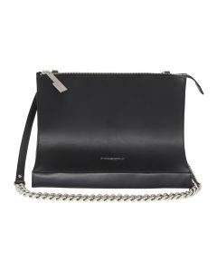 A-COLD-WALL* LARGE CURVED BAG / SC01 : BLACK