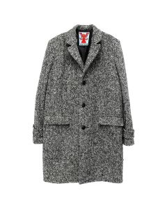 ADAPTATION VINTAGE OVERCOAT / TWEED C.O.A