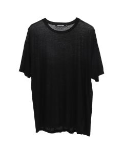 ADAPTATION SHORT SLEEVE T-SHIRT / BLACK OUT