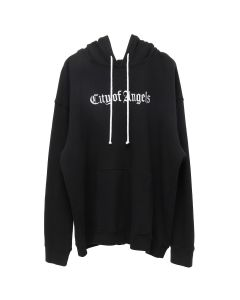 ADAPTATION HOODIE / BLACK OUT