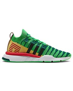 adidas Originals by Dragon Ball Z EQT SUPPORT MID / CGREEN-CBLACK-BOGOLD