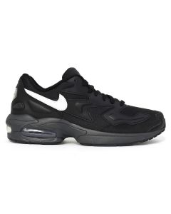 NIKE AIR MAX2 LIGHT / 001 : BLACK/WIHTE-ANTHRACITE
