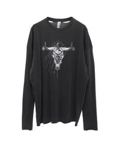 ALCHEMIST L/S TEE WOO / FADED BLACK