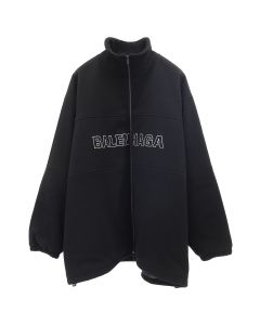 [お問い合わせ商品] BALENCIAGA TBU14/JACKET / 1000 : BLACK