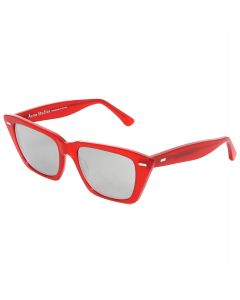 Acne Studios INGRIDH / RED-SILVER