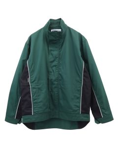 AFFIX TRACK JACKET / GREEN-BLACK