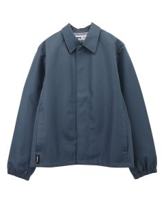 AFFIX COACH JACKET / PETROL GREEN