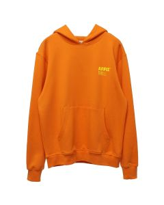 AFFIX STANDARDISE HOODIE / SAFETY ORANGE-YELLOW