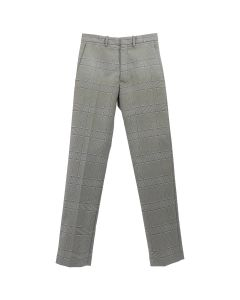 BOTTER SLIM TROUSERS / GREY CHECK
