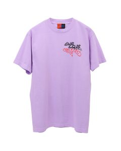 "Big Love Records x Come Tees ""Family Business"" T / PINK"