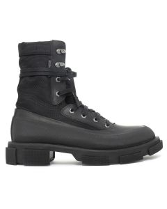 both paris GAO HIGH BOOT / 90 BLACK