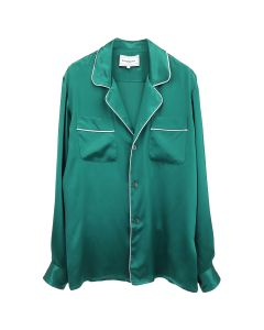 Casablanca DE SOIREE SHIRT / 003 : GREEN