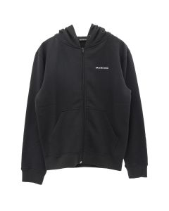 BALENCIAGA ZIP TOP/TYK47 / 1000 : BLACK