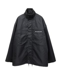 BALENCIAGA JACKET/TYD33 / 1000 BLACK