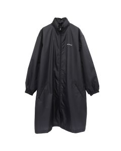 BALENCIAGA RAINCOAT/TBQ03 / BLACK
