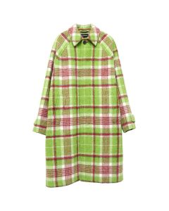 BALENCIAGA COAT/TBU11 / 3001 : GREEN