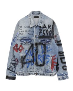 BALENCIAGA JACKET/TBP33 / 8081 : DIRTY 80's