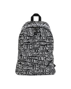 BALENCIAGA 9MIAN/BACKPACK / 1060 : BLACK-WHITE
