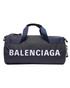 BALENCIAGA HPG1X/HANDBAG+SHOULDER S / 1090 : BLACK-NAVY
