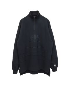 BALENCIAGA TFV39/SWEATER / 1055 : BLACK