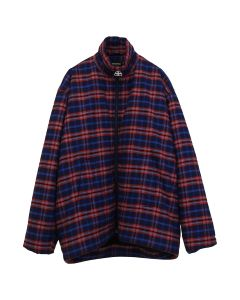 [お問い合わせ商品] BALENCIAGA TFM06/COAT / 4800 : BLUE-RED