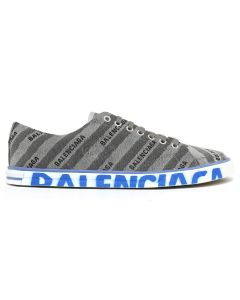 [EXCLUSIVE] BALENCIAGA W1S12/FABRIC SNEAKER RUBBER / 1214 : GREY-GREY