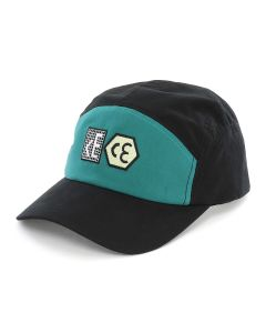 C.E CE PANEL CAP / BLACK