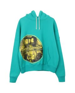 C.E INDIVISUALISM HEAVY HOODY / GREEN