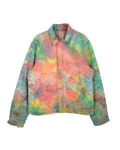 FRUITION PASTEL MULTI CARHARTT JACKET / PASTEL MULTI