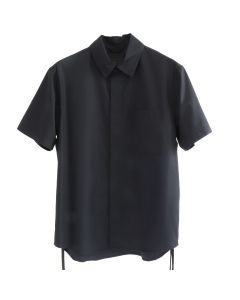 CRAIG GREEN SHORT SLEEVE SHIRT / BLACK