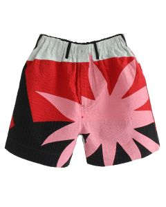 CRAIG GREEN ELASTICATED SHORTS / ACID