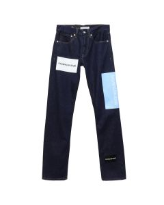 CALVIN KLEIN JEANS MEN'S DENIM PANTS / 911 : INDIGO