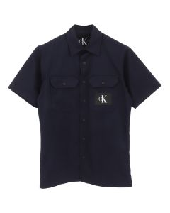 Calvin Klein Jeans MEN'S SHIRT / NAVY