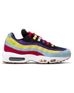 NIKE AIR MAX 95 SP/ 400:CYCHIC BLUE-CHROME YELLOW