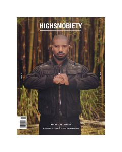 Highsnobiety F/W 2019 Issue19 / Cover : Michael B.Jordan