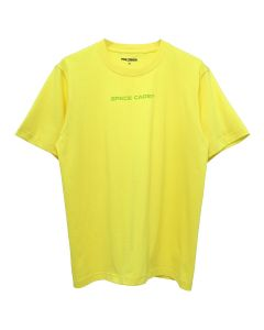 Christina Paik SPACE CADET TEE / YELLOW