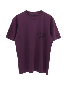 Christina Paik MAYBE THIS TEE / MAT PURPLE