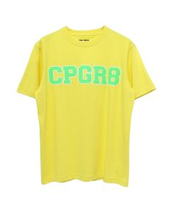 Christina Paik CPGR8 TEE / YELLOW
