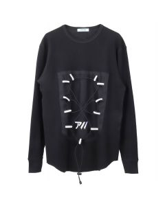 PHIRE WIRE WAVES BECOME WINGS THERMAL LONG SLEEVE / BLACK