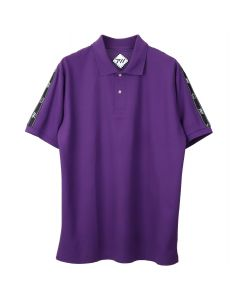 PHIRE WIRE WAVES BECOME WINGS POLO / PURPLE
