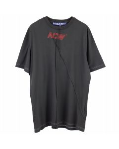 A-COLD-WALL* A-COLD-WALL* HPW* B/1 T-SHIRT / MUD SLATE-BLACK-WHITE-RED