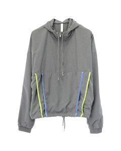 COTTWEILER SIGNATURE 3.0 HOODED JACKET / GREY