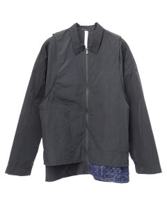 COTTWEILER CAVE SHIRT JACKET / BLACK