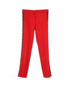 FAITH CONNEXION PANTS TRUMP PANTS / RED
