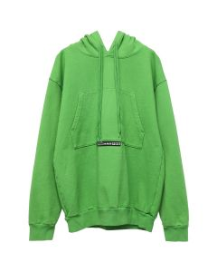 FOO AND FOO TRINITY HOODIE / GREEN