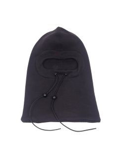 FOO AND FOO BALAKLAVA HOOD / BLACK
