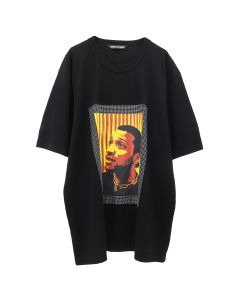 FOO AND FOO GLORIFED RAFAEL TEE / BLACK