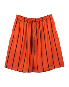 FOO AND FOO SPORTS SHORTS / ORANGE